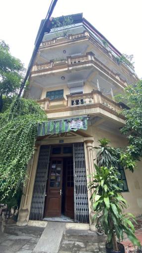 Cho thuê nhà ngõ Trung Kính, Yên Hòa, Cầu Giấy, lô góc, 45m2 4 tầng, mặt tiền 4,5m giá rẻ 16tr/th ảnh 0