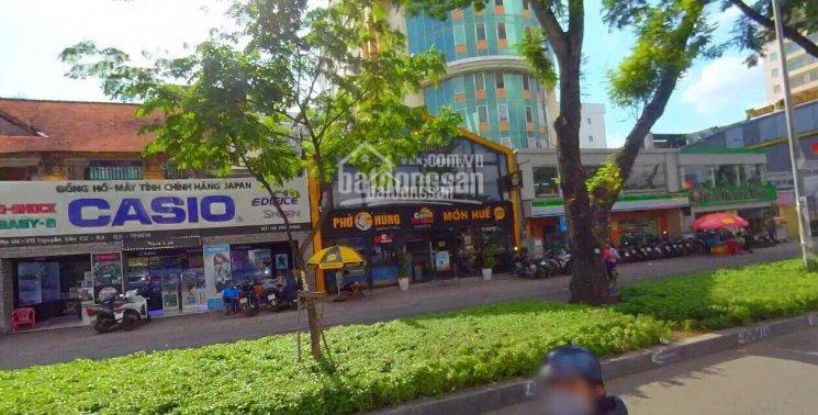 Cần bán căn góc 2 mặt tiền Phan Xích Long, P. 2, Phú Nhuận, DT 16x16m, hầm 3 lầu, HĐT 310 triệu/th ảnh 0