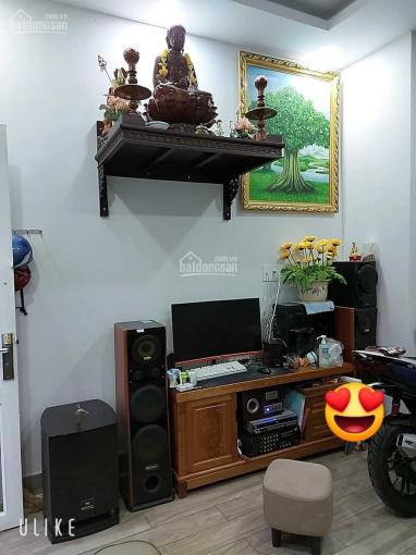 Bán nhà Phạm Văn Chiêu, hẻm xe hơi, liền kề chợ Thạch Đà ảnh 0