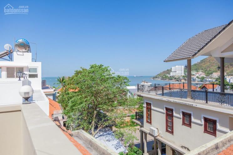 Bán biệt thự gần biển kiên cố đẹp 5 phòng ngủ, đường Trần Phú, Phường 5, Vũng Tàu ảnh 0