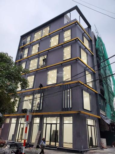 Cho thuê tòa nhà văn phòng mặt Võ Chí Công 6 tầng, 70m2, thang máy điều hòa full giá có 55tr/tháng ảnh 0