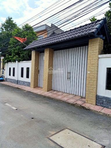 Nhà phường Tân Phong, 2 mặt tiền gần 500m2 , cách chợ 26 chỉ 250m ảnh 0