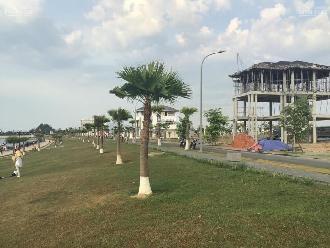 Lô đất biệt thự 300m2 mặt sông KĐT Ngọc Dương gần sân golf, bãi tắm và chuỗi resort 5*. 0903555638 ảnh 0