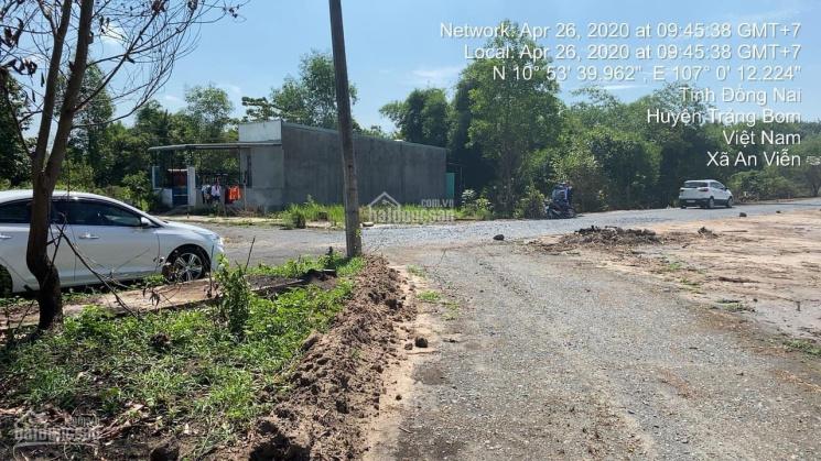 Đất sào An Viễn, Trảng Bom, gần khu công nghiệp Giang Điền - Trảng Bom ảnh 0