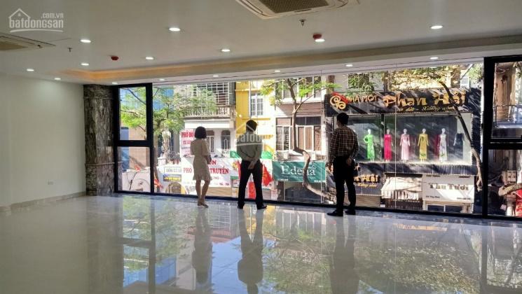 Cho thuê mặt bằng siêu đẹp phố Xuân Thủy, đối diện trường học, đông VP ảnh 0
