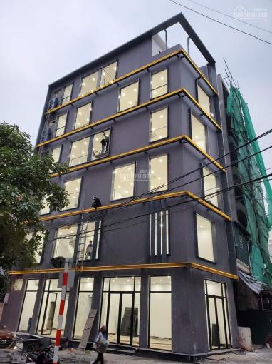 Cho thuê tòa nhà văn phòng mặt Võ Chí Công 6 tầng, 70m2, thang máy điều hòa full, giá có 55tr/tháng ảnh 0