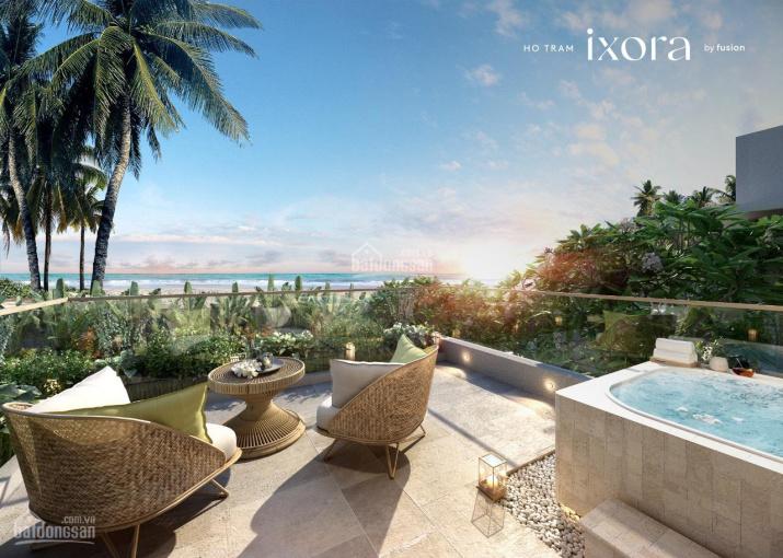 Bán biệt thự biển Hồ Tràm Strip, chỉ 17,5 tỷ/ căn villa 3PN có hồ bơi, hồ Jacuzzi riêng ảnh 0