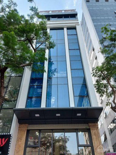 Cho thuê tòa nhà mặt phố Trung Kính, Trung Hòa, Cầu Giấy. DT 60m2 x 6T, mặt tiền 5m có thang máy ảnh 0