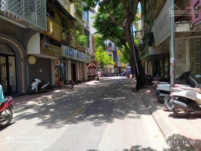 Xác định mua đất mặt phố Nguyễn Công Hoan ô tô tránh 2 mặt thoáng vĩnh viễn 50m2 x 5m MT giá 15 tỷ ảnh 0
