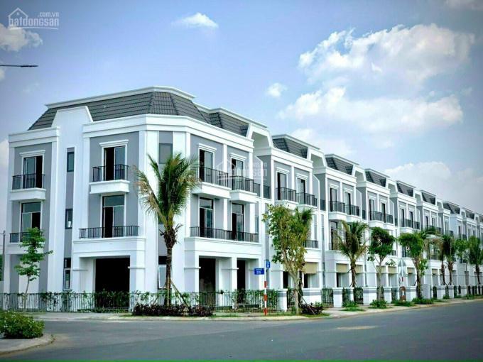 Bán căn nhà phố Bình Dương 1 trệt 1 lầu diện tích 5x20m, giá chỉ 1,950 tỷ/căn ảnh 0