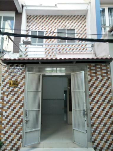 Nhà nhà bán HXH hơn 5m, cách mặt tiền 15m tại hẻm 10 Âu Dương Lân, P. 3, Q. 8 ảnh 0