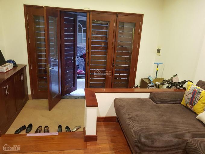 Bán nhà phố Vĩnh Phúc, nhà đẹp ở luôn, tặng lại toàn bộ nội thất, 57m2 x 4 tầng 6,7 tỷ ảnh 0