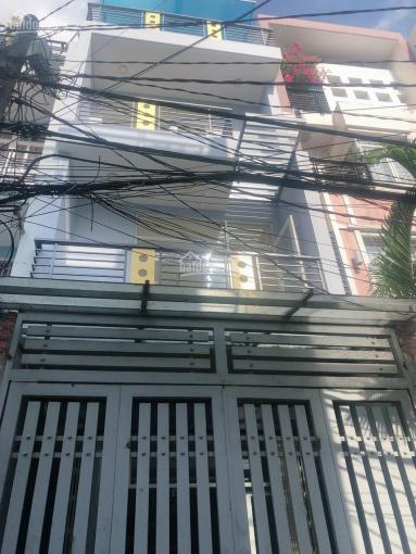 Bán nhà hẻm 5m thông đường Gò Dầu, P Tân Quý, DT 4,1mx17m, 3,5 tấm, giá 6.95 tỷ ảnh 0