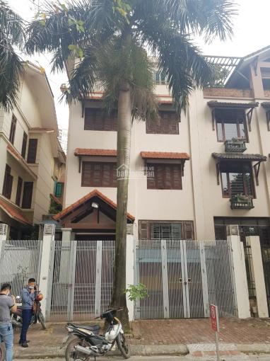 Cho thuê căn biệt thự Vimeco Nguyễn Chánh, cạnh siêu thị Big C. DT 130m2 x 4T + 1 hầm, giá 32tr/th ảnh 0
