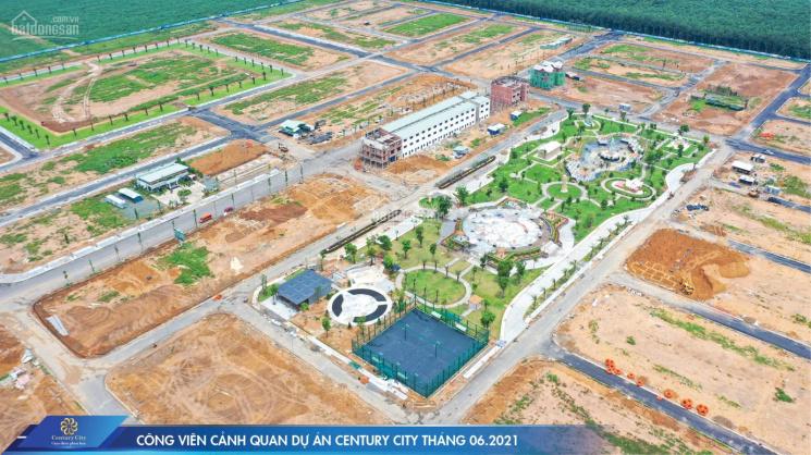 Khu đô thị Kim Oanh - Century City, Long Thành, liền kề khu tái định cư Bình Sơn, hỗ trợ ngân hàng ảnh 0
