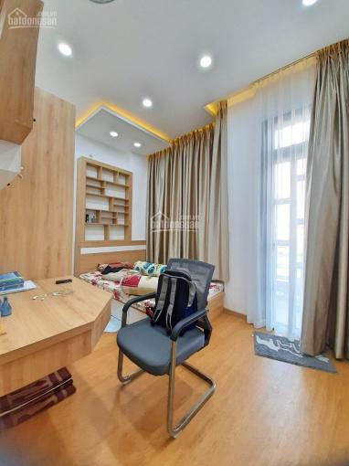Full nội thất, mới xây Phú Thọ Hòa 4x10.4m, trệt 4 lầu, 4PN - 4WC, BTCT - SHR - 5,85 tỷ ảnh 0