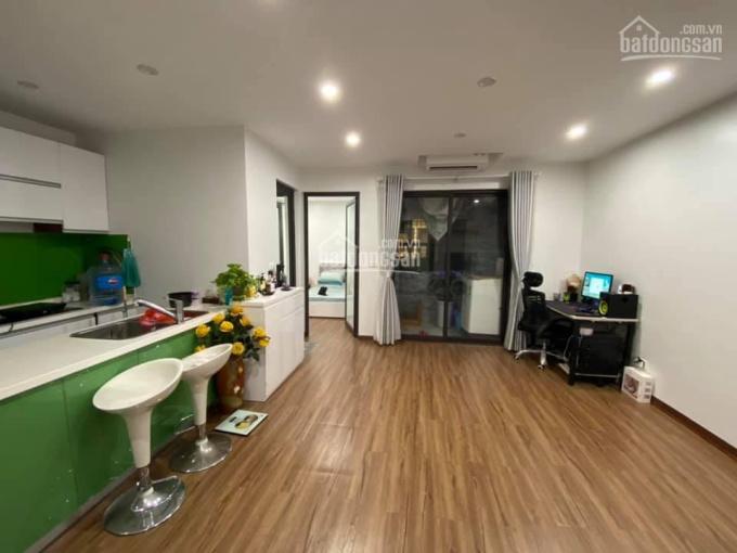Bán nhanh căn hộ 1 phòng ngủ DT 45m2 chung cư HH2B Linh Đàm nội thất đẹp, giá 790 triệu ảnh 0