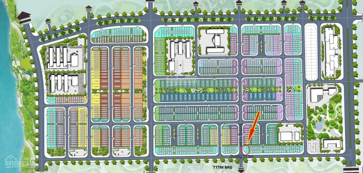 Chính chủ cần bán nhanh căn góc ngã tư đường lớn Louis 1 & Louis 3. Diện tích 221,7m2, mặt tiền 28m ảnh 0