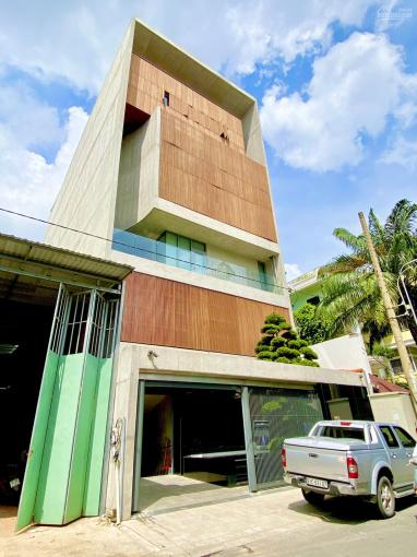 Bán nhà hẻm xe hơi Sư Vạn Hạnh, phường 12, Q10. DT: 8.2x19m, 3 lầu, giá 32 tỷ TL ảnh 0