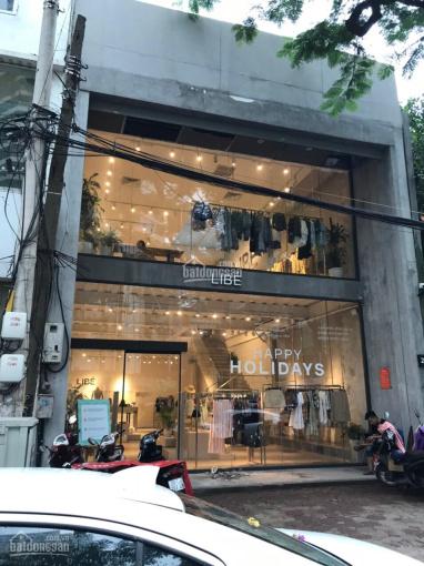 Cho thuê nhà MP Phan Đình Phùng: 308m2 x 2 tầng, MT 10m, có hầm, thang máy, nhà mới. LH: 0974557067 ảnh 0