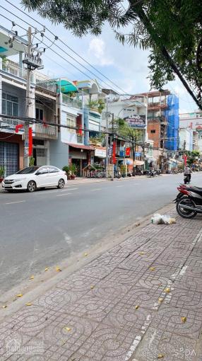 Mặt tiền kinh doanh Hưng Phú, P.9, Q.8; 4 x 11.5m, 2 lầu, ST ảnh 0