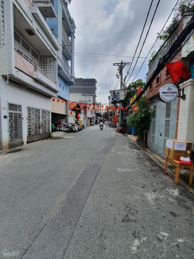 Chính chủ bán nhà HXH Nguyễn Cửu Vân, P17, Bình Thạnh, 6x15m 3 lầu 13,5 tỷ ảnh 0