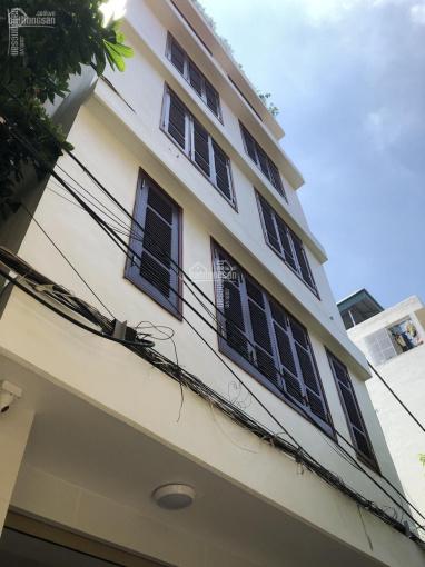Cho thuê nhà ngõ 264 Hoàng Văn Thái, 95m2*7T, MT 6m thông sàn, thang máy, LH xem nhà 0363312651 ảnh 0