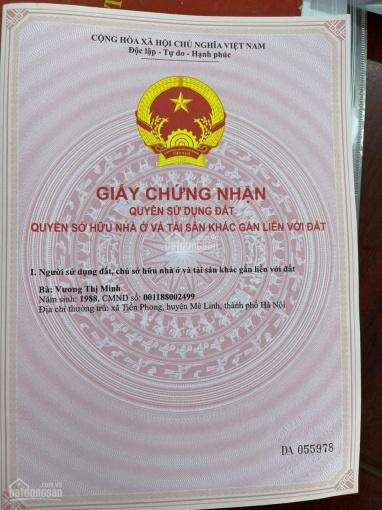 Bán đất nền 100% thổ cư tại Thị Xã Phổ Yên, Thái Nguyên ảnh 0