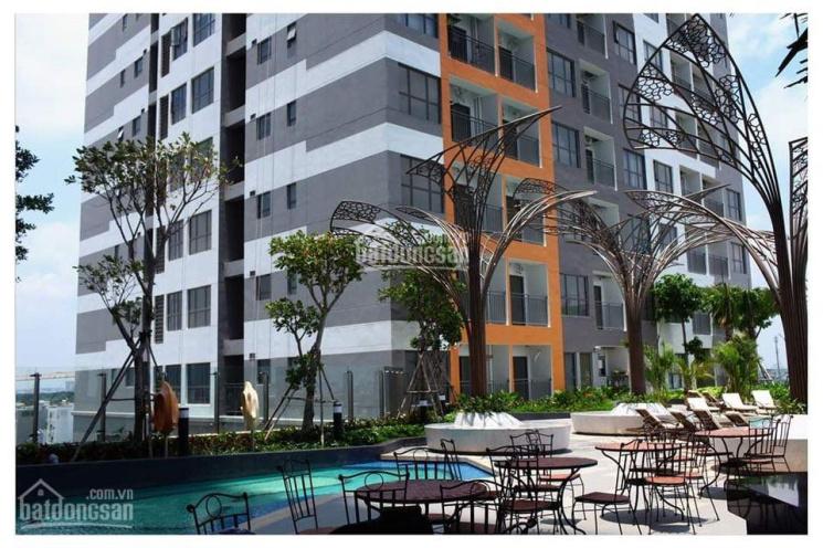 Giá đầu tư, bán lỗ OT 1PN riêng biệt, có Balcony tại The Sun Avenue ảnh 0