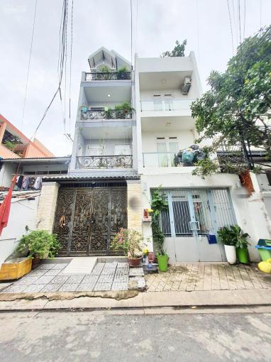 Chính chủ bán nhà Nguyễn Hữu Thọ, 1 bước chân tới Phú Mỹ Hưng, hàng xóm tri thức, 58m2, 6.15tỷ ảnh 0