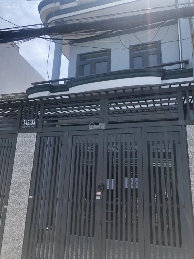 Bán nhà hẻm xe hơi Nguyễn Văn Lượng, P16, Gò Vấp. 2 lầu DT 5x17m, đối diện Cityland giá 6.8 tỷ ảnh 0