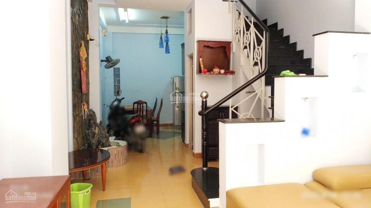 Nhà (4*12m/2 lầu đúc BTCT, mái BTCT) hẻm 90 Bông Sao, phường 5, quận 8 ảnh 0