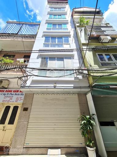 Bán nhà Ao Sen - Mỗ Lao - Hà Đông - Khu vực sầm uất gần nhiều trường ĐH - Ô tô - 7T - thang máy ảnh 0