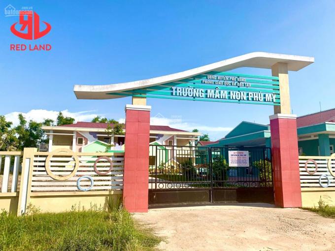 Bán đất KQH Vinh Vệ, Phú Mỹ, Phú Vang, Thừa Thiên Huế ảnh 0