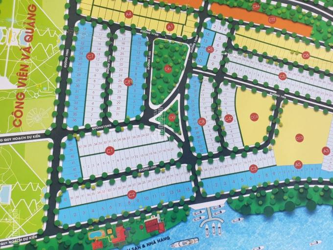 Bán đất biển biệt thự An Bàng, TP Hội An lô C1 giá 22 tr/m2. LH: 0942 776 978 ảnh 0