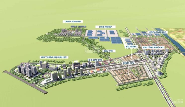 Centa Riverside, khu đô thị đẳng cấp, tháng 7 mở bán giá gốc chủ đầu tư ảnh 0