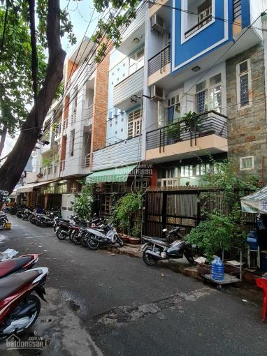 Bán nhà 3 lầu (4.5 x 9.5m) hẻm xe hơi. Lũy Bán Bích, Q. Tân Phú - gíap Quận 11 ảnh 0