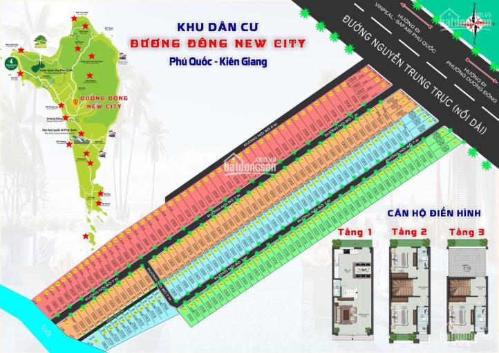 Duy nhất 2 nền có thổ cư tại đường Nguyễn Trung Trực, Xã Cửa Dương ảnh 0