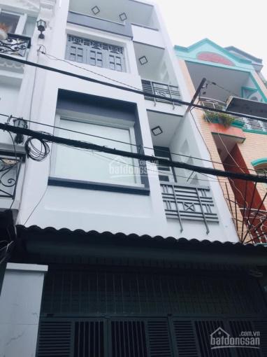 Hà hiếm chính chủ HXH thông đường Huỳnh Văn Bánh, 53m2 4 tầng, nội thất gỗ cao cấp, giá 6.2 tỷ ảnh 0