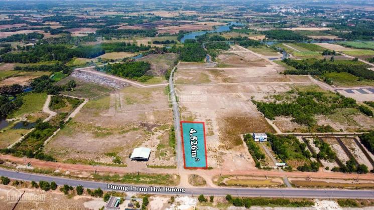 Bán đất mặt tiền Phạm Thái Bường, Phước Khánh, Nhơn Trạch, Đồng Nai ảnh 0