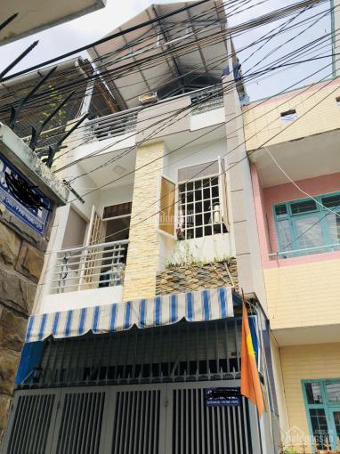 Bán nhà đường Nguyễn Minh Châu, P Phú Trung, Tân Phú ảnh 0
