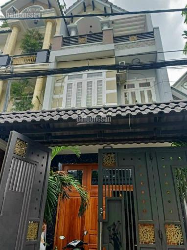 Nhà HXT, ô tô vào nhà, Lê Quang Định, P. 7, Bình Thạnh, 123m2, 14.5 tỷ ảnh 0