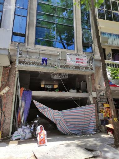 Gấp! Cho thuê nhà mặt phố Bà Triệu 80m2, 4 tầng giá 45 triệu/th, LH: 0987831284 ảnh 0