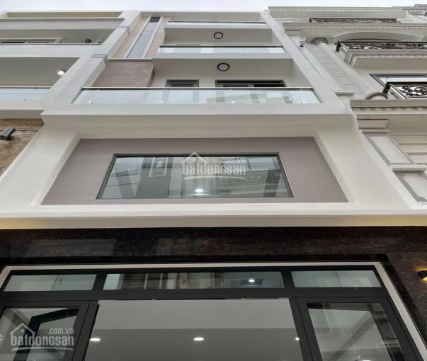 Bán nhà Nguyễn Thượng Hiền, Bình Thạnh tuyệt phẩm nhà phố 4 tầng lầu thiết kế Singapore hẻm xe hơi ảnh 0
