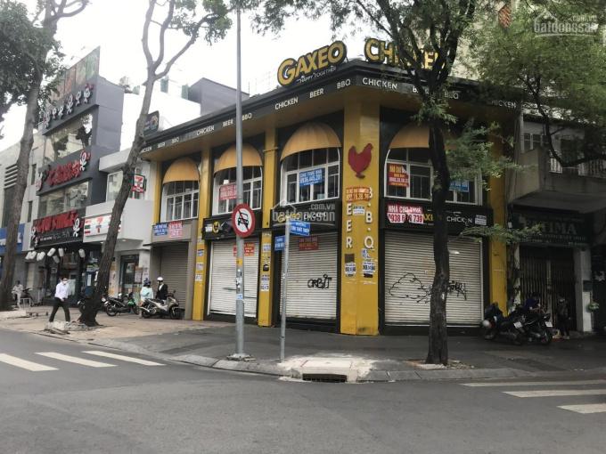 Cho thuê mặt bằng 125 Hồ Tùng Mậu, phường Bến Nghé , quận 1. Giảm giá mùa dịch - miễn trung gian. ảnh 0