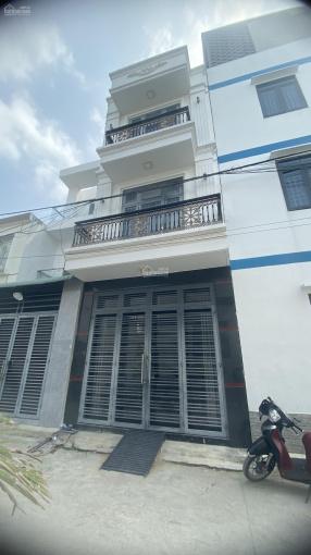 Cần bán nhà An Phú Đông, Q12 hẻm ô tô. DT 4x12,5m trệt 2 lầu, phòng khách, bếp, 4 phòng ngủ, 3WC ảnh 0