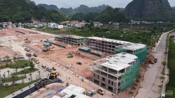 Bán shophouse kinh doanh Picenza Riverside: Giá 4,2 tỷ/120m2, MT 6m, xây thô 4,5 tầng - 0911283959 ảnh 0
