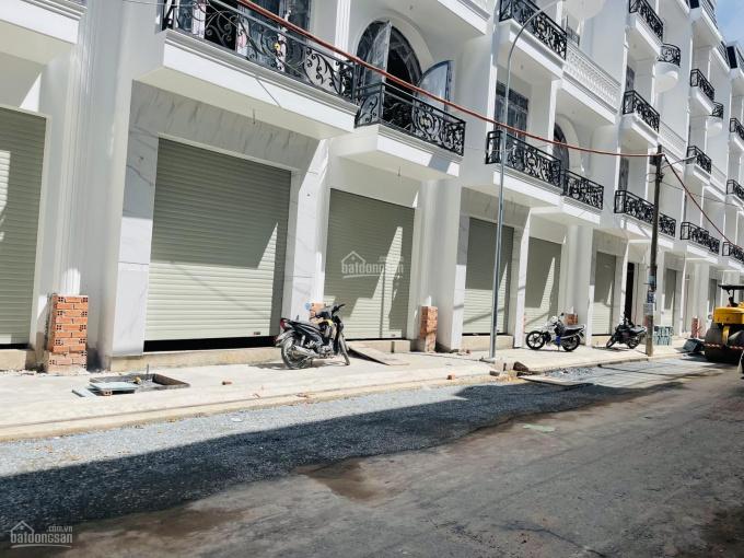 Bán nhà mặt phố phường Phú Thạnh, Tân Phú, diện tích 5x18m, giá 15.2 tỷ. LH: 0908714902 An ảnh 0