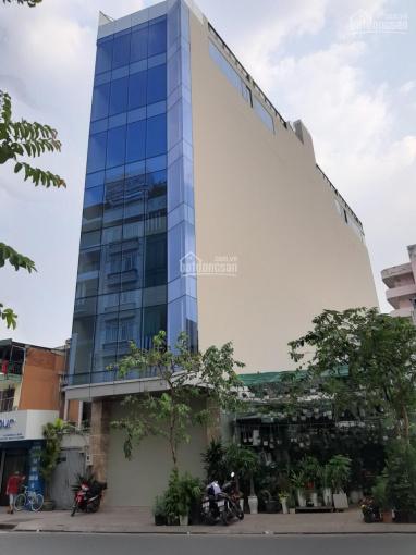 Bán tòa nhà 8 tầng - MT Bạch Đằng, Bình Thạnh. DT: 5.6x18.5m có HĐ: 120tr/th 36 tỷ ảnh 0