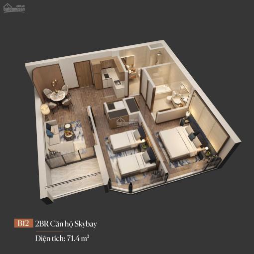 Bán căn hộ 2PN của dự án A La Carte HaLong Bay giá rẻ bất ngờ chiết khấu cực sâu ảnh 0